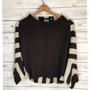 Love by Chesley wide arm sweater